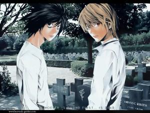 Light di Death Note