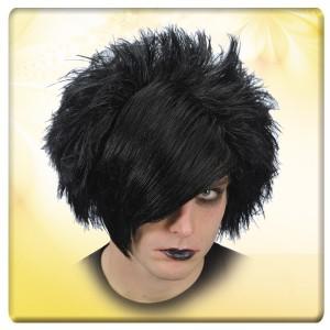 Parrucca e trucco Emo
