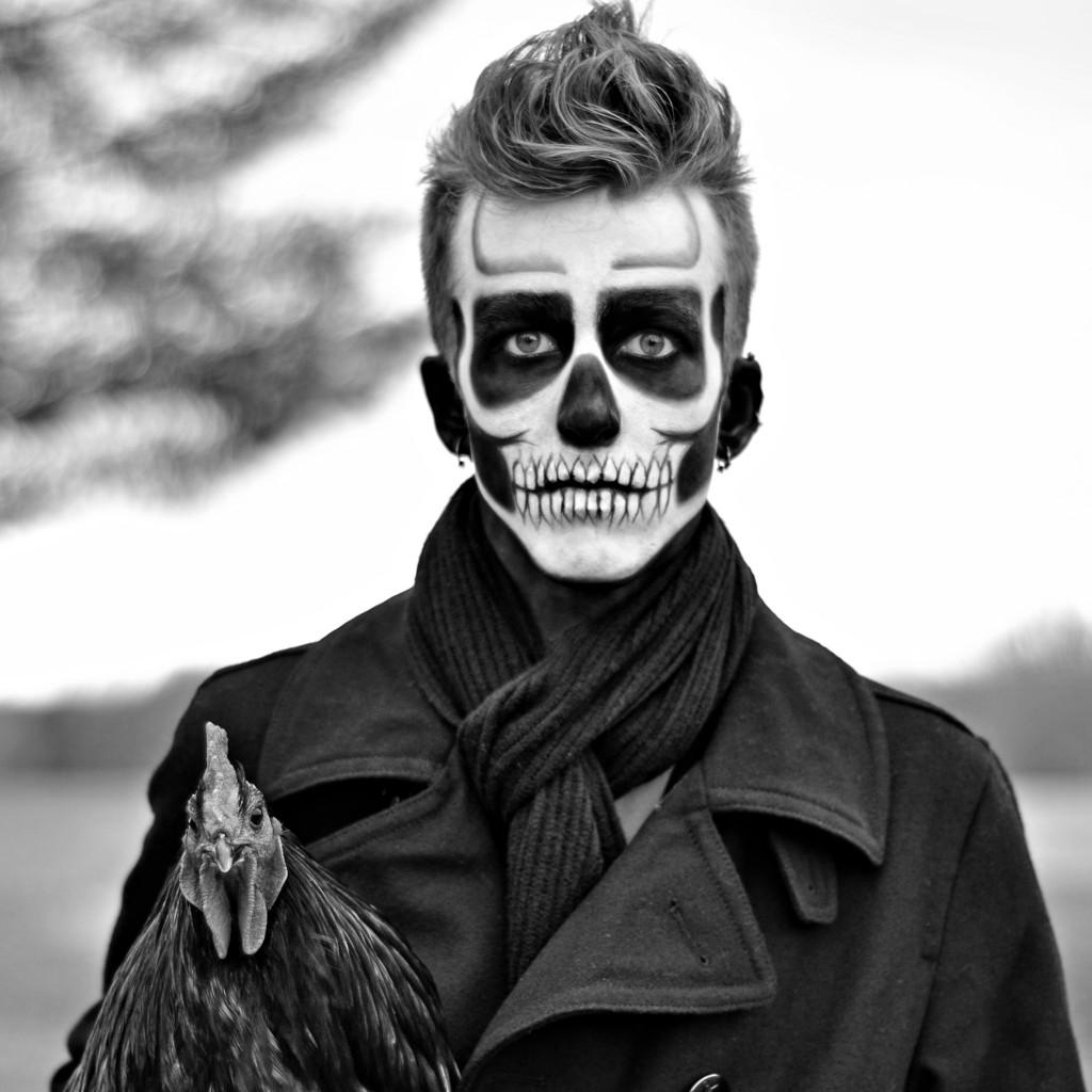 Trucco Halloween Vampiro Uomo.Halloween Le Maschere Naturali Da Fare Con Il Trucco Pelatelli
