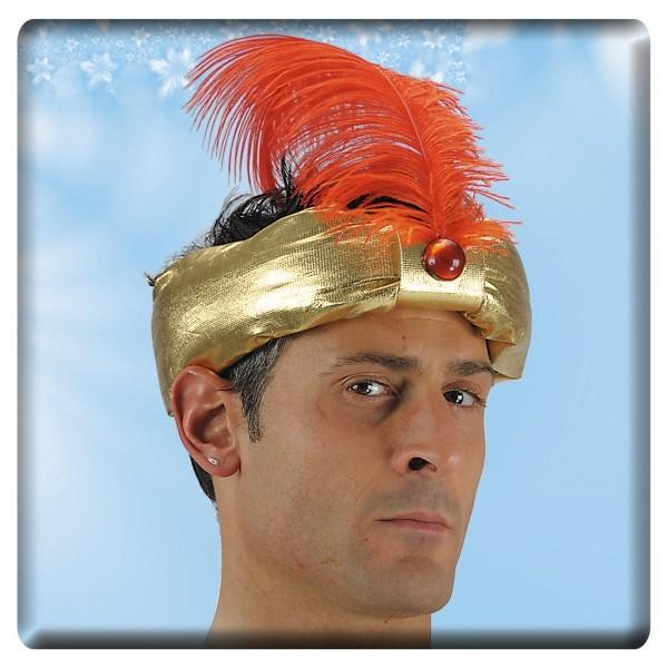 cappello principe indiano