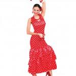 donna di flamenco