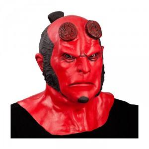 maschera hellboy