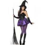 costume strega sexy