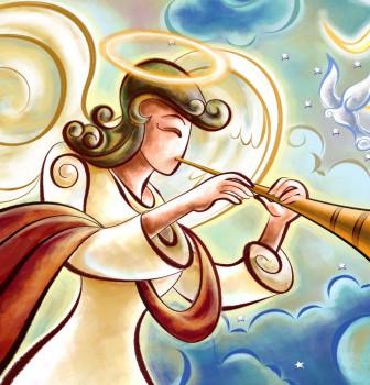 Il simbolo dell'Angelo, rinascita e speranza
