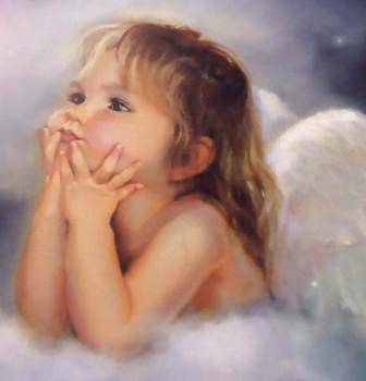 Costume da angelo per bambini