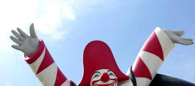 Le maschere di Carnevale Toscane