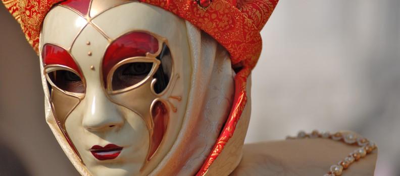 Le maschere veneziane…per il Carnevale 2015!
