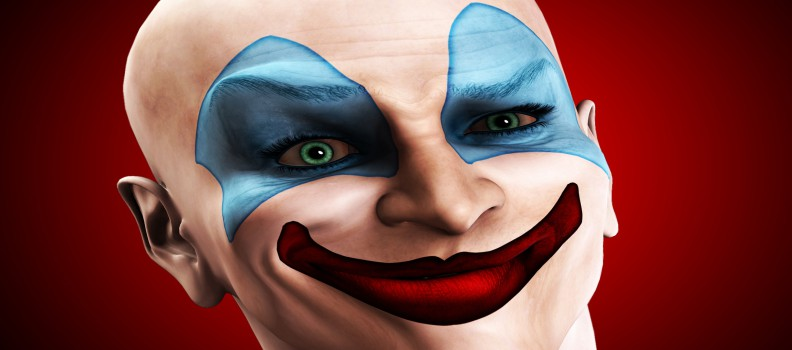 Come fare un trucco da clown