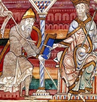 Costumi medioevali per festa a tema