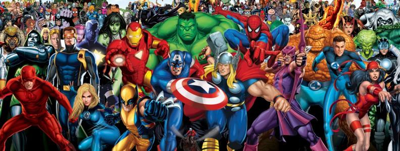 I costumi più belli dei Supereroi di tutti i tempi