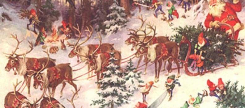 Costume da elfi e folletti