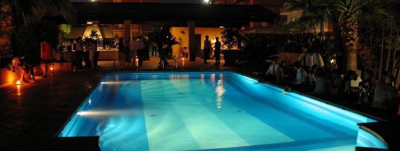 Idee per feste in piscina