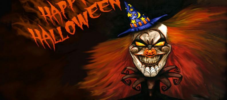Le maschere horror per la festa di Halloween