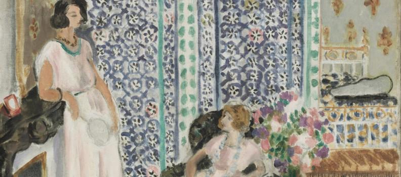 Costumi 'Arabesque' alla mostra di Matisse