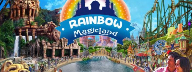 Halloween 2014 al Rainbow MagicLand!