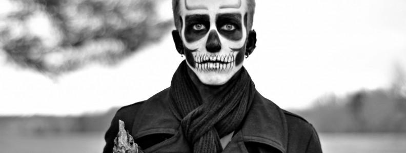 Halloween, le maschere naturali da fare con il trucco