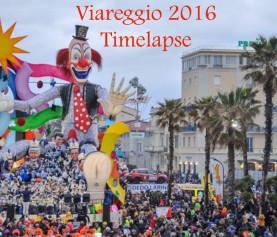 Carnevale estivo a Viareggio